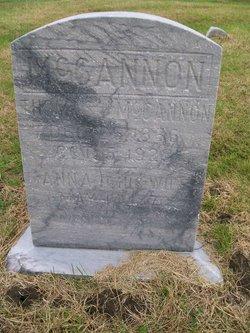 Anna D. <i>Cook</i> McCannon