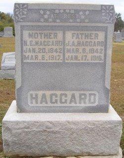 John Anderson Haggard