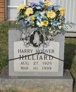 Harry Hoover Hilliard