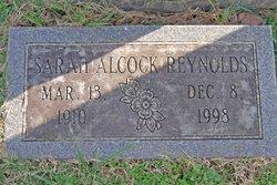 Sarah Adelia <i>Alcock</i> Reynolds