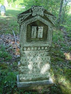 Barbara <i>Lesena</i> Adney