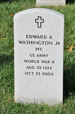 PFC Edward A. Washington, Jr