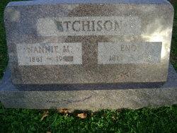 Nannie M <i>Moran</i> Etchison
