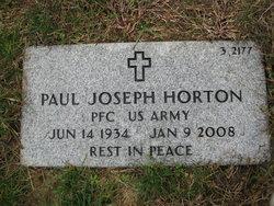 Paul Joseph Horton