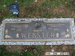 Robert Edward Bob Webster