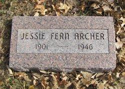 Jessie Fern Archer