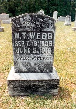 W(illiam) T(homas) Webb