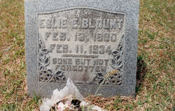 Elsie E Blount