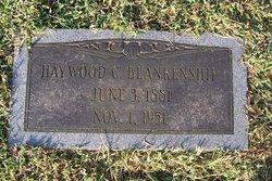 Haywood C. Blankenship