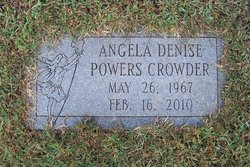 Angela Denise <i>Powers</i> Crowder