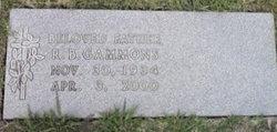 Rodney Boyd RB Gammons