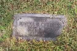 Rowena <i>Handy</i> Childress