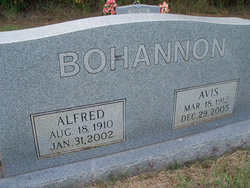 Alfred Bohannon