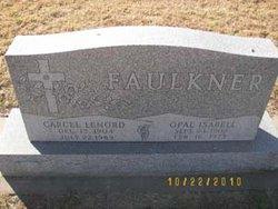 Opal Isabell <i>Cronkite</i> Faulkner