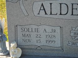 Solomon Arthur Sollie Alderman, Jr