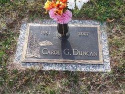 Carol <i>Gill</i> Duncan