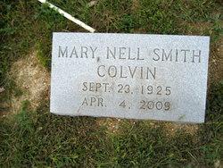 Mary Nell <i>Smith</i> Colvin