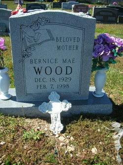 Bernice Mae Wood
