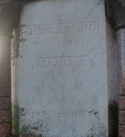 Nellie <i>Smith</i> Barrows