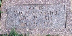 Viola Alexander