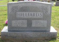 Reva Mae <i>Freeze</i> Hilliards