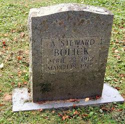 Alfred Steward Bolick
