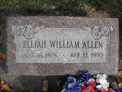 Elijah William Allen