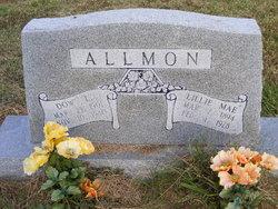 Lillie Mae <i>Rounsaville</i> Allmon