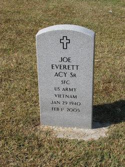Joe Everett Acy, Sr