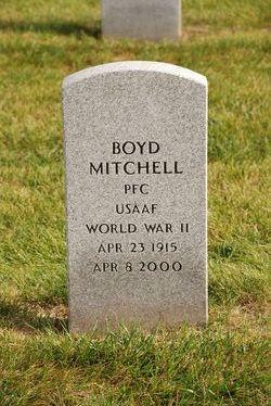 Alton Boyd Mitchell
