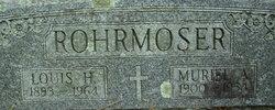 Louis Herman Rohrmoser