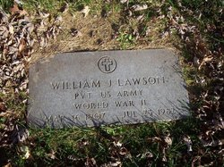 William J Lawson