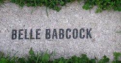 Belle <i>Stebbins</i> Babcock