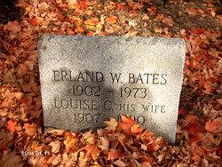 Louise <i>Cook</i> Bates