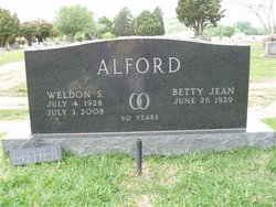 Weldon S Alford