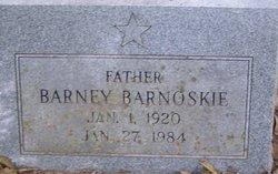 Barney Barnoskie