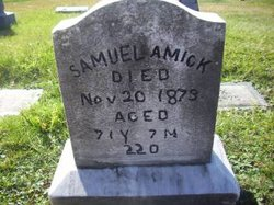 Samuel Amick