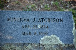 Minerva Jane <i>Thomas</i> Atchison