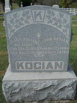 Clara <i>Eugea</i> Kocian