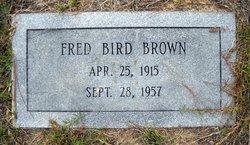 Fred Byrd Brown