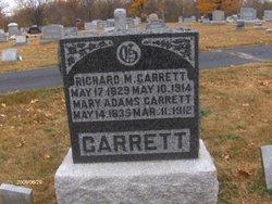 Mary <i>Adams</i> Garrett