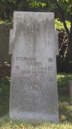Helen Stirling <i>Lincoln</i> Chase