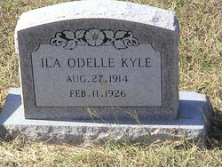 Ila Odelle Kyle