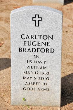 Carlton Eugene Bradford
