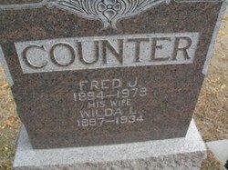 Wilda <i>Hanchett</i> Counter