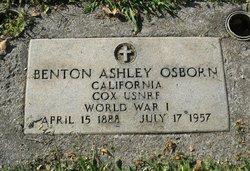 Benton Ashley Osborn