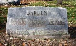 George Crippen Barden