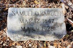 Samuel Otis Barden