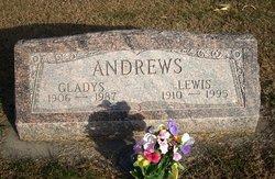Gladys Gard <i>Ziegler</i> Andrews