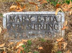 Mary Etta Armstrong